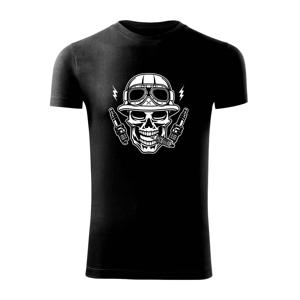 Lebka zapalovací svíčky - Replay FIT pánské triko