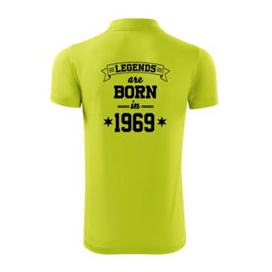 Legends are born in 1969 - Polokošile Victory sportovní (dresovina)