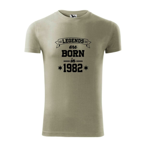 Legends are born in 1982 - Replay FIT pánské triko