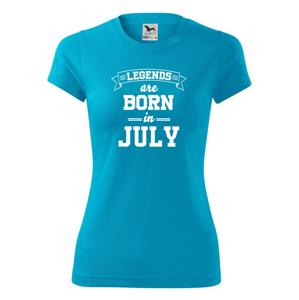 Legends are born in July - Dámské Fantasy sportovní