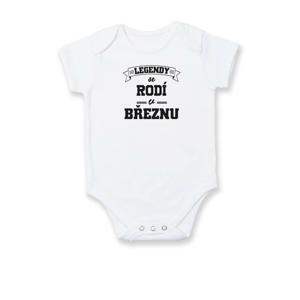 Legendy se rodí v březnu - Body kojenecké