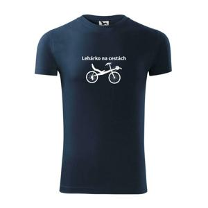 Lehárko na cestách - Viper FIT pánské triko