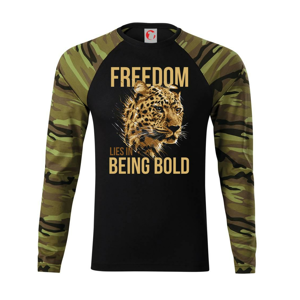 Leopard bold - Camouflage LS