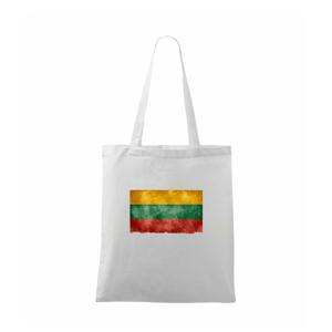 Litva vlajka stará - Taška malá