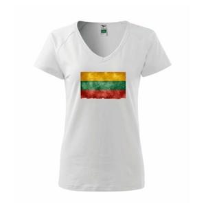 Litva vlajka stará - Tričko dámské Dream