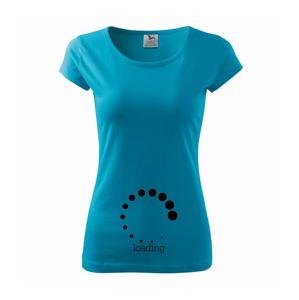 Loading - těhotenské - Pure dámské triko
