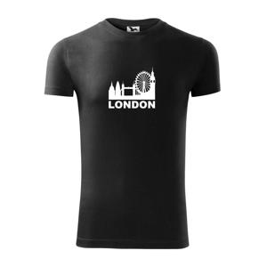 London Silueta - Viper FIT pánské triko