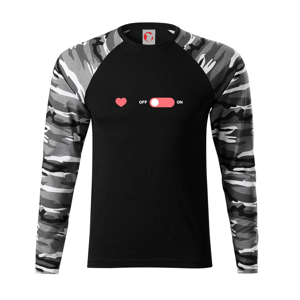 Love OFF - Camouflage LS