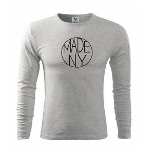 Made in NY - Triko s dlouhým rukávem FIT-T long sleeve