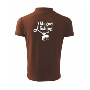 Magnet fishing - Polokošile pánská Pique Polo 203