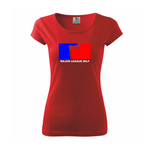 Major League Milf - Pure dámské triko