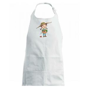 Malá farmářka - Zástěra na vaření