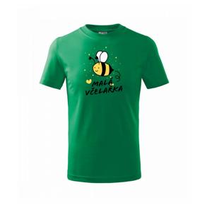 Malá včelařka - Triko dětské basic