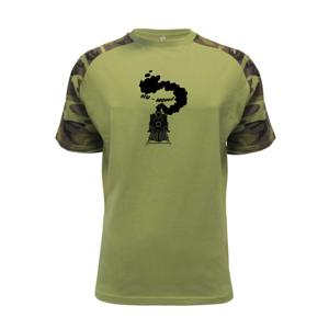 Mašina - Hu - Raglan Military