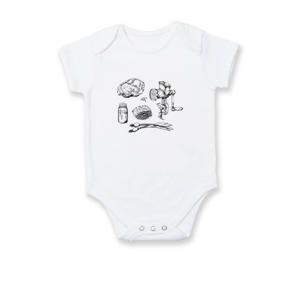 Maso a mlýnek - Body kojenecké