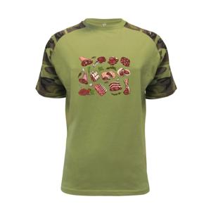 Maso na gril - Raglan Military