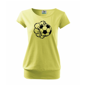 Medvědí tlapa fotbal - Volné triko city