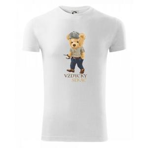Medvídek vždycky sekáč - Viper FIT pánské triko
