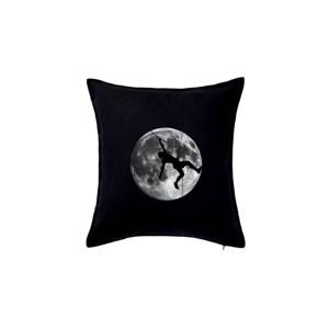 Měsíc a horolezec - Polštář 50x50