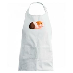 Morče - kreslené z boku - Dětská zástěra na vaření