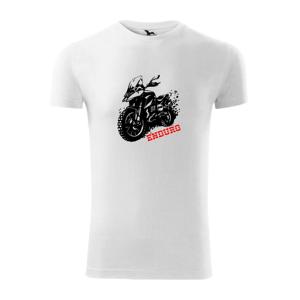 Moto Enduro - Viper FIT pánské triko