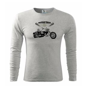 Moto tříkolka - Triko s dlouhým rukávem FIT-T long sleeve