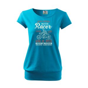 Motor Racer - Volné triko city