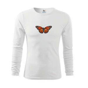 Motýl Monarcha stěhovavý - Triko dětské Long Sleeve