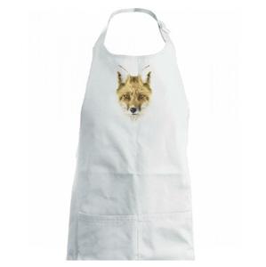 Mozaika liška - Zástěra na vaření