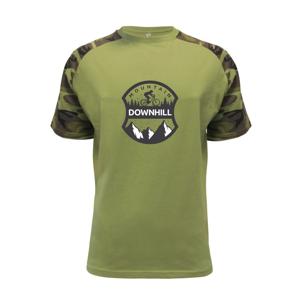 MTB downhill erb - Raglan Military