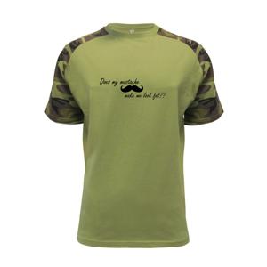 Mustache-does my mustache make me look fat? - Raglan Military