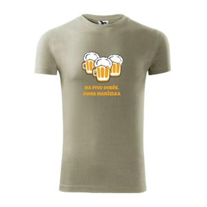 Na pivu dobře (Pecka design) - Viper FIT pánské triko