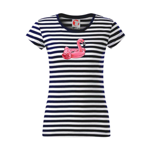 Nafukovací plameňák - Sailor dámské triko