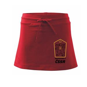 Narozen v ČSSR - Sportovní sukně - two in one