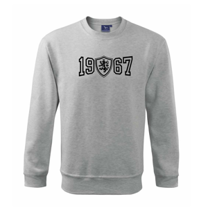 Narozeninový motiv - znak - 1967 - Mikina Essential pánská
