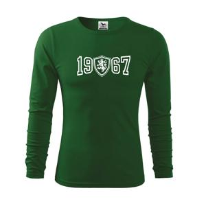 Narozeninový motiv - znak - 1967 - Triko s dlouhým rukávem FIT-T long sleeve