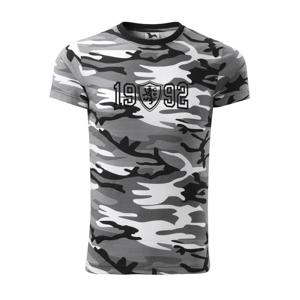 Narozeninový motiv - znak - 1992 - Army CAMOUFLAGE