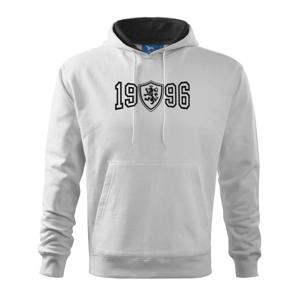 Narozeninový motiv - znak - 1996 - Mikina s kapucí hooded sweater