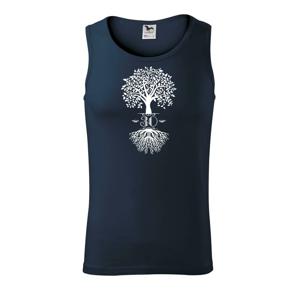 Narozeninový strom 30 - Tílko pánské Core