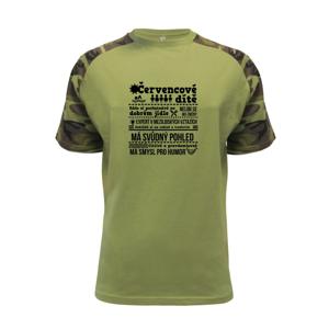 Narozeniny červenec - Raglan Military