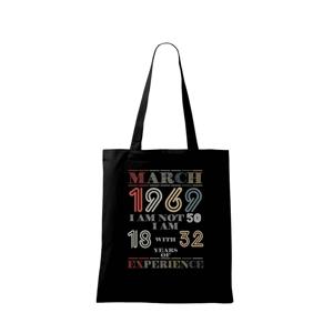Narozeniny experience 1969 march - Taška malá