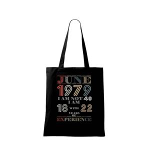 Narozeniny experience 1979 june - Taška malá