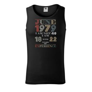 Narozeniny experience 1979 june - Tílko pánské Core