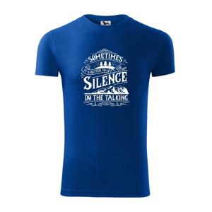 Nature talking about silence - Replay FIT pánské triko
