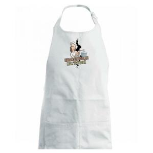 Nedalo se odolat, mám to v sobě kuchařka - Dětská zástěra na vaření