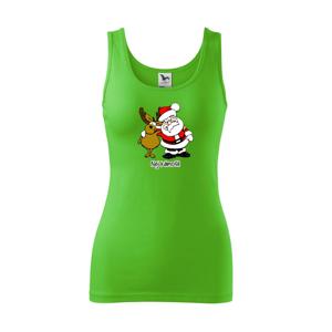 Nej kámoši - Santa a sob - Tílko triumph
