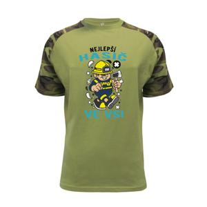 Nejlepší hasič ve vsi - Raglan Military