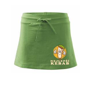 Nejlepší kebab - Sportovní sukně - two in one
