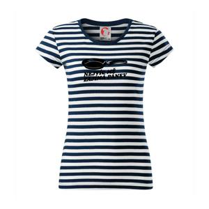 Nejvíc mě zajímá pánev - Sailor dámské triko