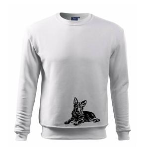 Německý ovčák - štěně - Mikina Essential dětská